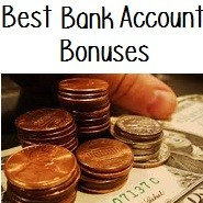bank account bonuses